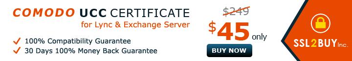 UCC Certificate
