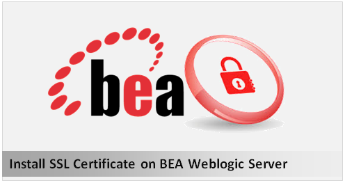 How to Install SSL Certificate on BEA Weblogic Server?