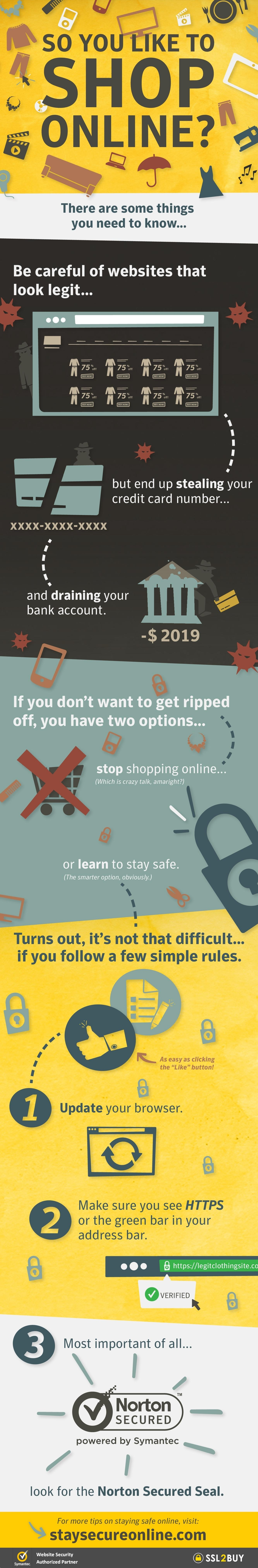 stay safe over the web with SSL