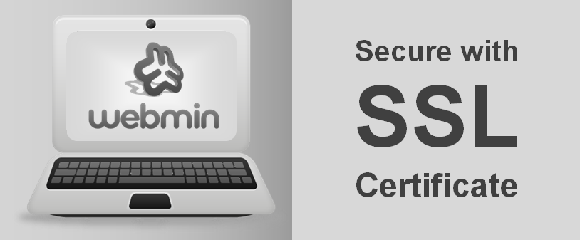 Install SSL Certificate on Webmin Server