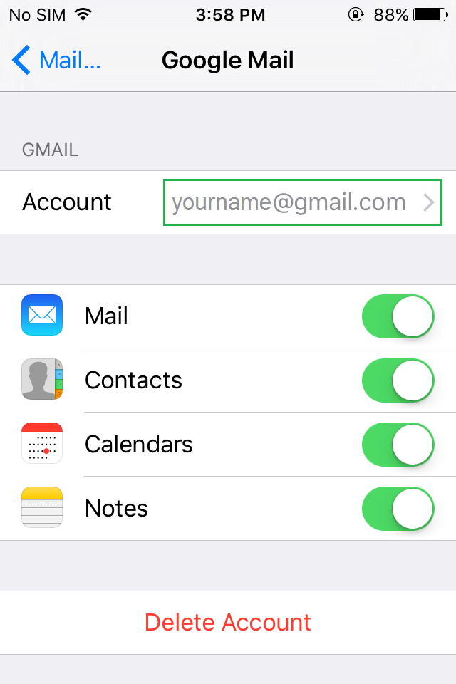 How to Enable SSL on iPhone or iPad?