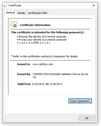 What is the Difference between Client and Server Certificates?