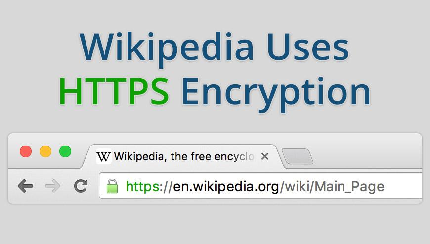 Wikipedia's Switch to HTTPS has Successfully Fought Government Censorship