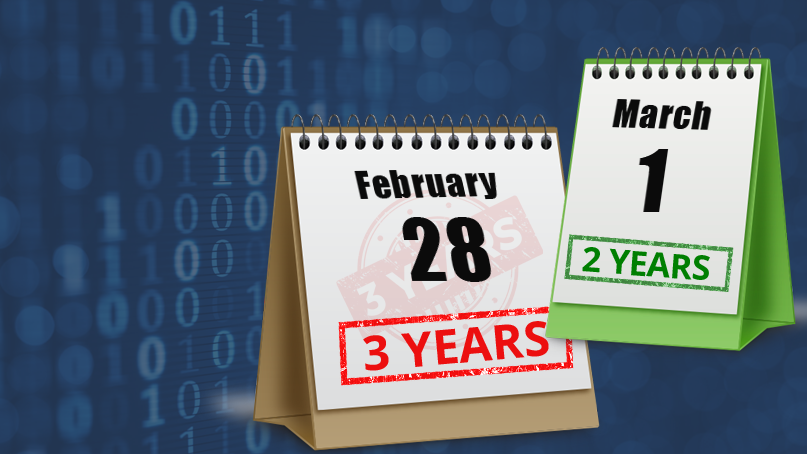 Maximum Validity of SSL Certificates will be 2 Years after