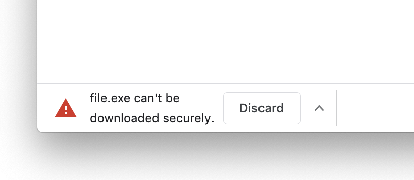 chrome-insecure-download-warning
