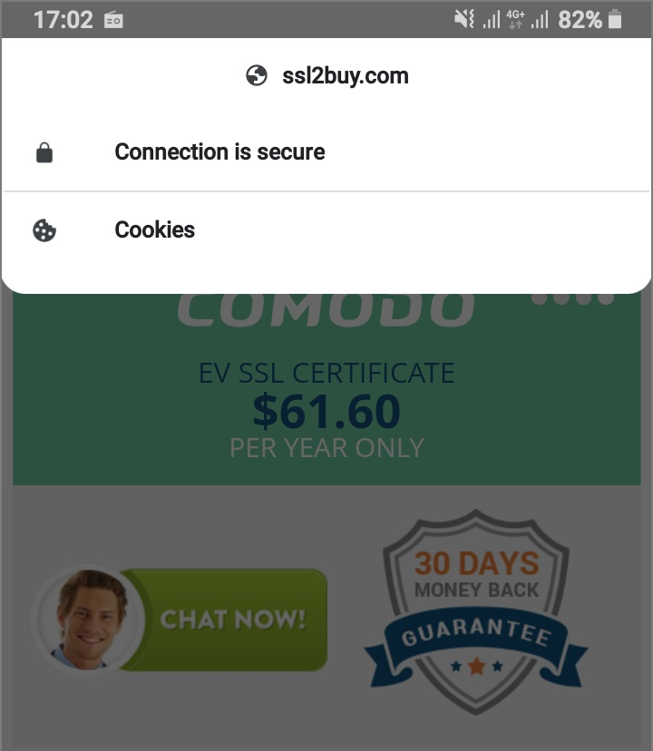 android ssl - view certificate detail